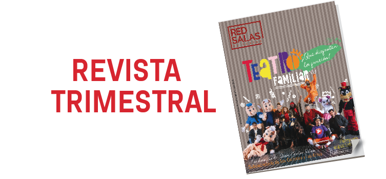 Revista Red Salas de Teatro